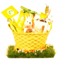 Basket of Easter Chocolates