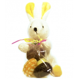 Easter bunny - Key chain