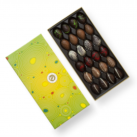 Doosje chocolade pasen