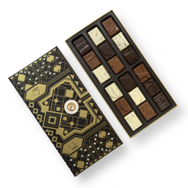 Romeo and Julia Praline Selection