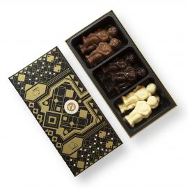 Gemengde Manneken Pis chocolade