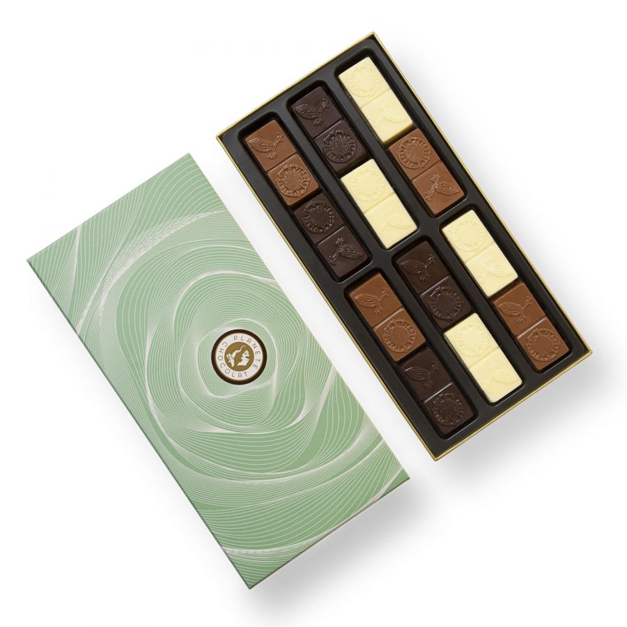 Exceptionnel Acheter Chocolat sans sucre artisanal belge du chocolatier Planète  DA51