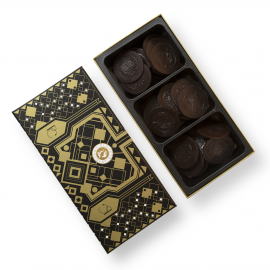 Ebony chocolade 96% cacao