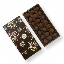 Trufas de Chocolate Natural