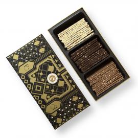 Schokoladenbruch - Mix mit Haselnusskrokant