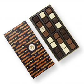 Caja de chocolate para cumpleaños