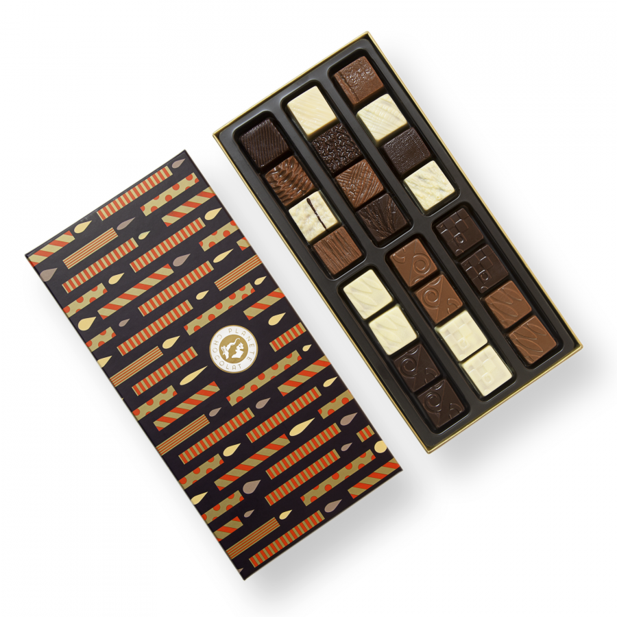 Gift Chocolate box to say Happy Birthday