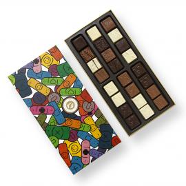 """Boite de Chocolat """"Bon rétablissement"""""""