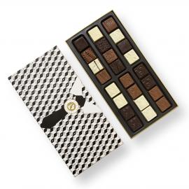 Chocolaatjes voor papa