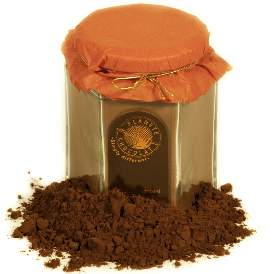 Cocoa Powder Rich In Antioxidants