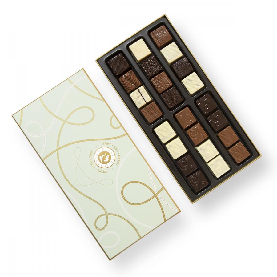 40af1b96ef63b Coffret remerciement en chocolat «