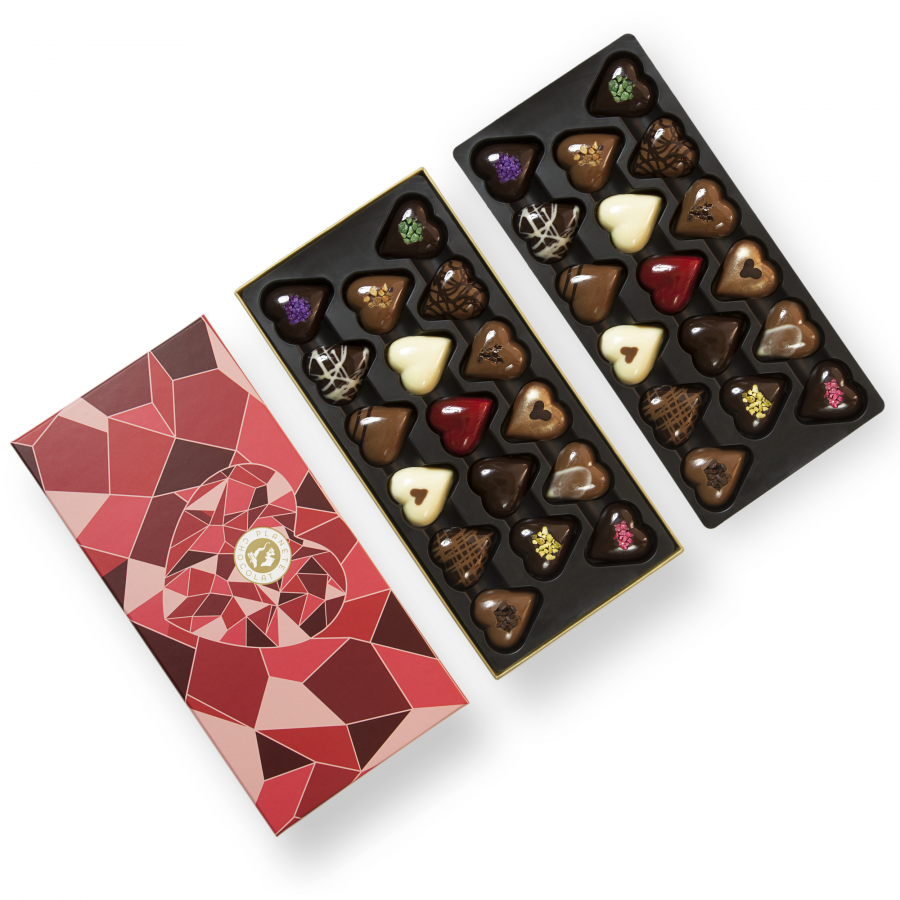 Chocolatr Lovers Chocolate Box
