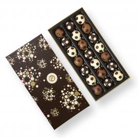 Kleine chocolade voetballen EK 2016