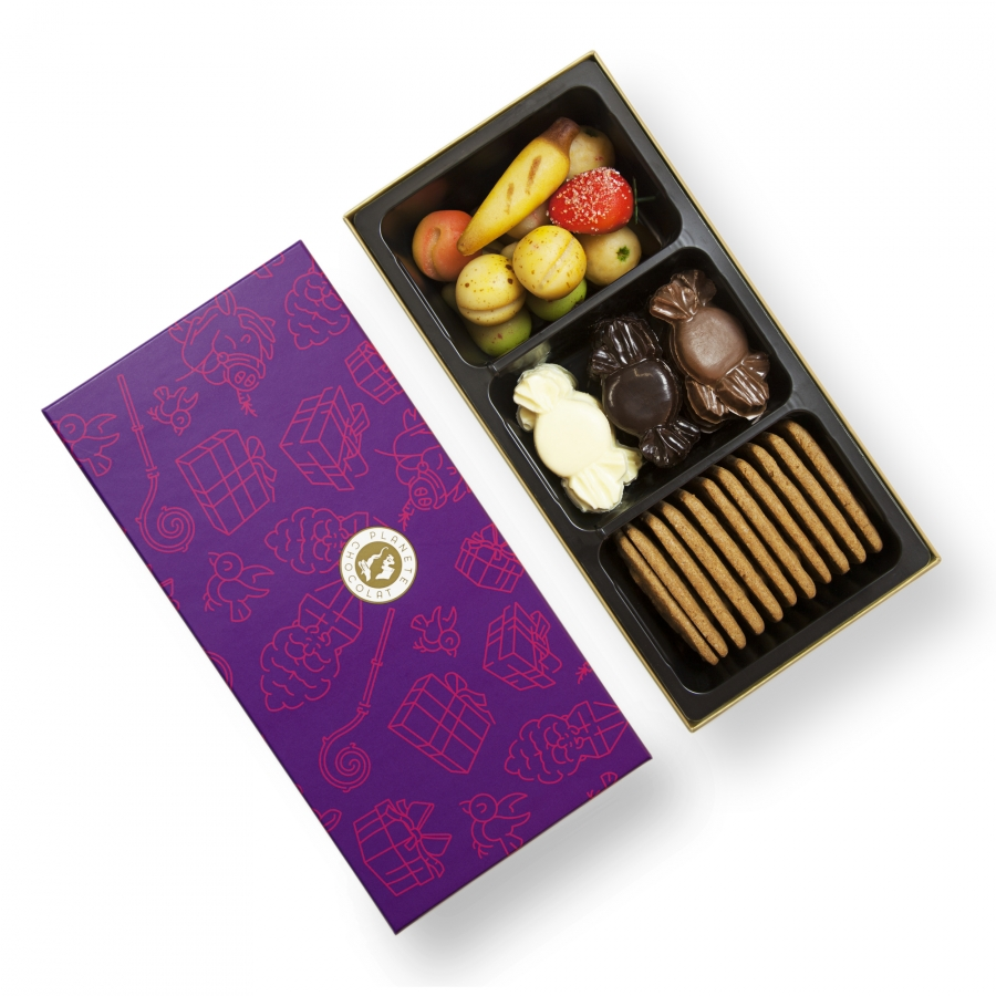 Saint-Nicholas Day chocolates, have you been good this year ...