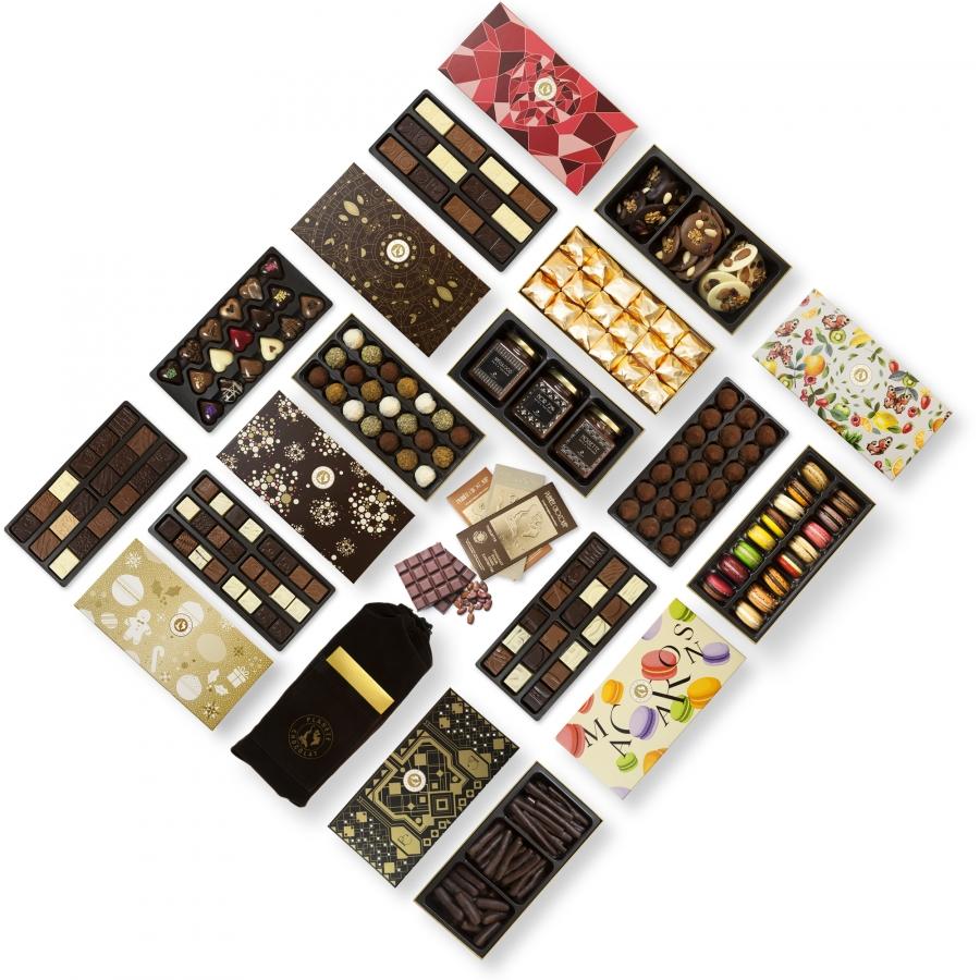 Chocolat Belge artisanal, vente en ligne et livraison de chocolats ...
