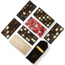 Coffret Tentation - 75 nuances de chocolats