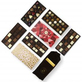 Estuche tentación- 75 tonos de chocolate
