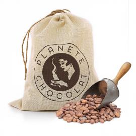 Granos de cacao orgánico - 1kg