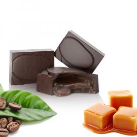 Caramel moka fondant (ref. 20)