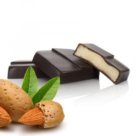 Ganache with natural marzipan (ref.60)