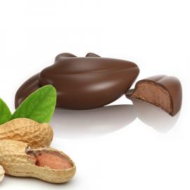 Ganache à la cacahuète - Cecile Massart (ref. 64)