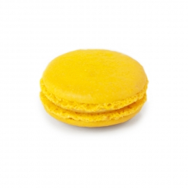 Lemon macaroon