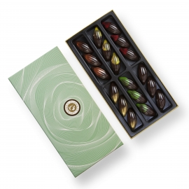 Vegan chocolate box, gluten and dairy free