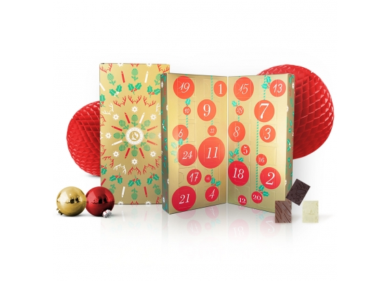 crunchy and gourmet advent calendar