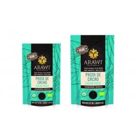 Organic Cocoa Paste Arawi 1Kg