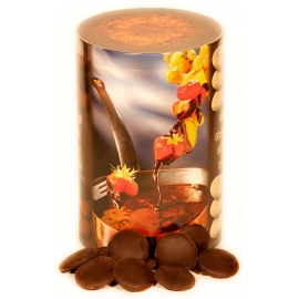 Dunkle Schokolade - Fondue