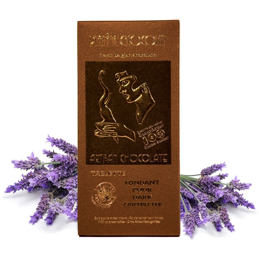Lavender Dark Chocolate bar