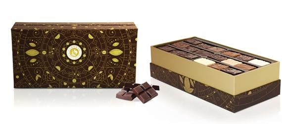 Surtido de chocolatinas