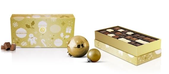 Kerstmis Chocolade