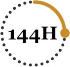 Livraison en 144h