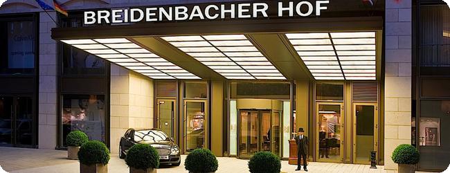 Breidenbacher Hof Hotel