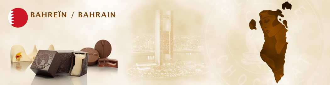Livraison de chocolat au Bahreïn