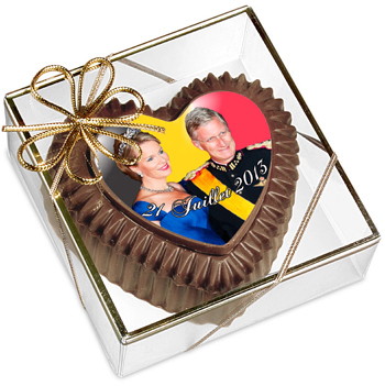 Your photo on Belgian chocolate.