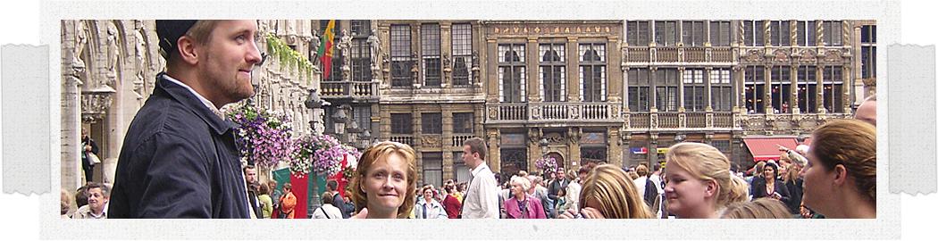 Planète Chocolat Tour est un tour guidé dans les rues du centre de Bruxelles. Cette visite culturelle et ludique vous propose de découvrir les incontournables de notre capitale, tels que le Manneken Pis ou la Grand'Place.