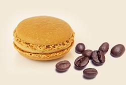 coffee macaron