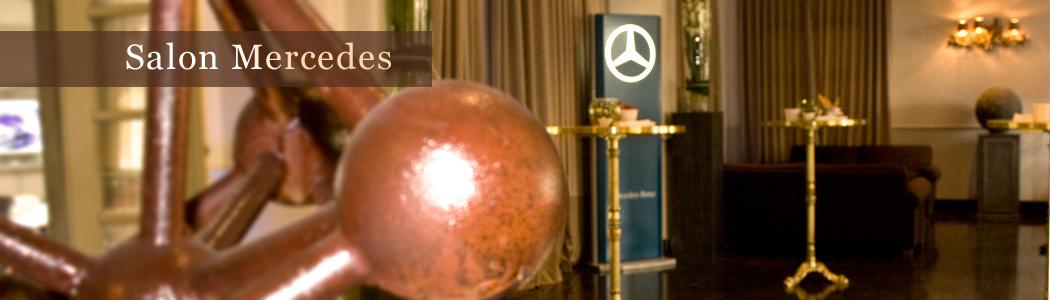 Schokoladen-Veranstaltung Mercedes-Benz