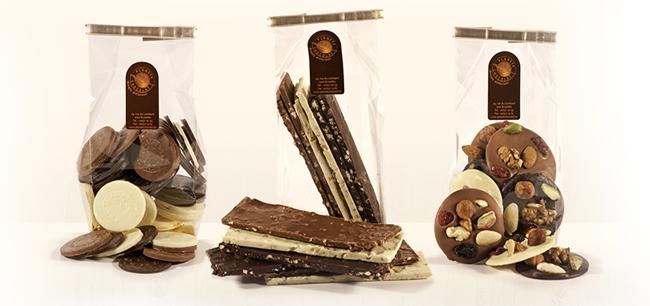 Die Deutschen lieben Schokolade in allen ihren Varianten.