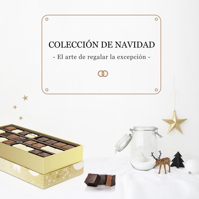 Messa chocolate año nuevo