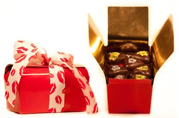Ballotin Chocolat Saint-Valentin
