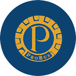 Demonstration für die Gruppe ProBus
