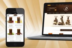 Welcome to your new online Chocolate Shop !
