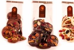 Die Herstellung von Schokoladentaler