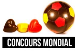 Concours chocolaté pour le Mondial