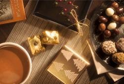Christmas, of history, tradition, and... chocolate.