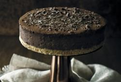 Recipe for a delight Chocolate Cheesecake